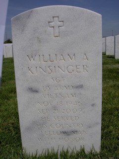 William Arthur Kinsinger