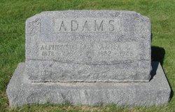 Alphonsus Ligouri Adams