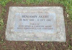 Benjamin Akert