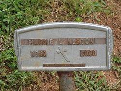 Maggie L Alston