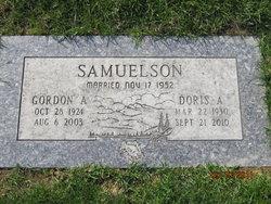 Gordon Arthur Samuelson