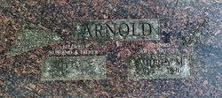 Audrey M <I>Baumgardner</I> Arnold