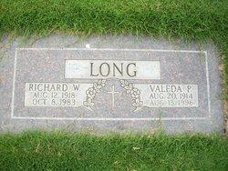 Valeda Pearl <I>Parrish</I> Long