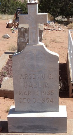 Arsenio G Garcia