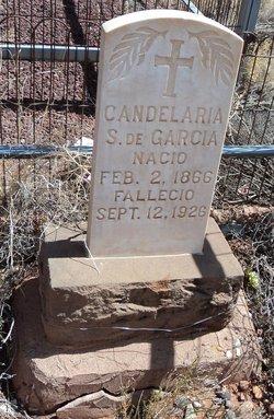 Candelaira S De García