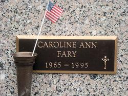 Caroline Ann Fary