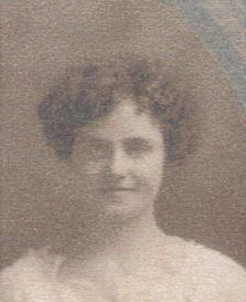 Delia Mae <I>Robertson</I> Coxen