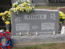 "William G. ""Bill"" Athmer, Jr"