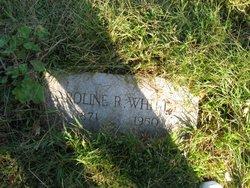 Caroline Augusta <I>Roper</I> Whittier