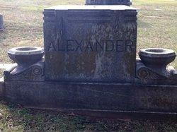 Fannie G <I>Ray</I> Alexander