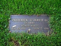 Frederick G. Jarvis, Jr
