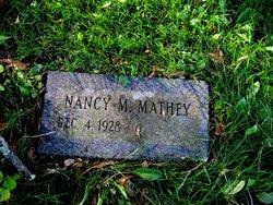 Nancy M. Mathey