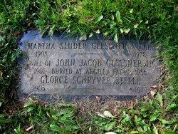 Martha <I>Sluder</I> Steele
