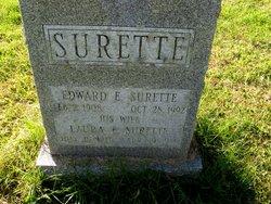 Laura Ella <I>Rhuda</I> Surette