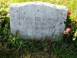 Allyson Joy Connor