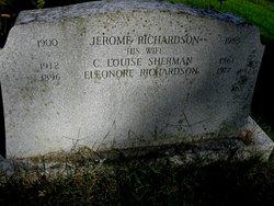 C. Louise <I>Sherman</I> Richardson