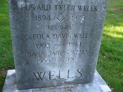 Dana <I>Jarvis</I> Wells