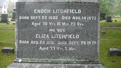 Eliza <I>Collier</I> Litchfield