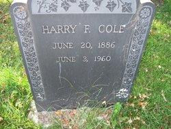 Harry F. Cole