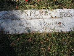 Althea Carpenter <I>Whittier</I> Spurr