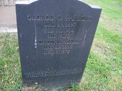 George Creasy Parsons