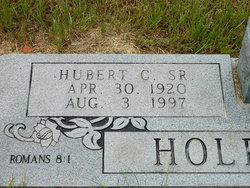 Hubert C. Holdiness, Sr