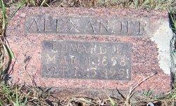 "Edward Lee ""Ed"" Alexander"