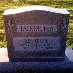 Lester Lloyd Talkington