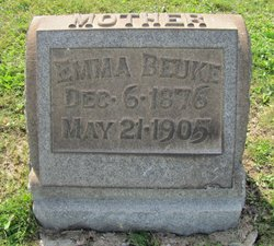 Emma <I>Peppler</I> Beuke