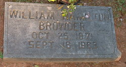 William Hamilton Browder, Sr