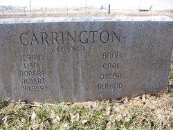 Cora Ellen <I>Lambson</I> Carrington