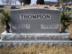 William Marvin Thompson, Jr