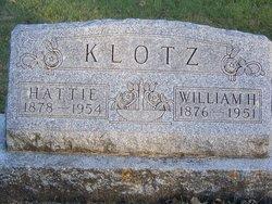 Hattie <I>Milne</I> Klotz