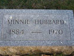 Minnie <I>Milne</I> Hubbard