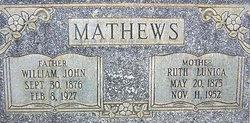 William J Mathews