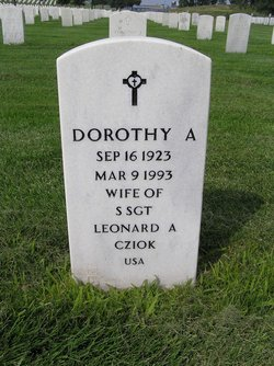Dorothy A <I>Fors</I> Cziok