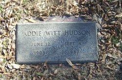 Addie Inez Hudson