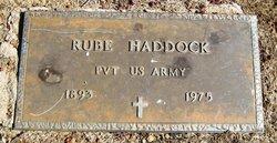 Rube Haddock