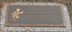 Rosa Lee McManus