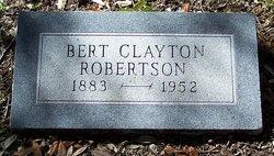 Bert Clayton Robertson