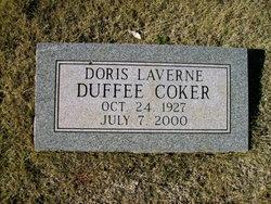 Doris Laverne <I>Duffee</I> Coker