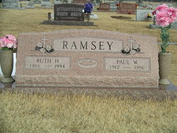 Ruth Helen Rogers Ramsey (1916-1994) - Find A Grave Memorial Helen Ramsey Kansas
