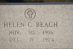 Helen C <I>Jones</I> Beach