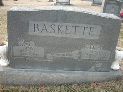 Hettie A <I>Jones</I> Baskette