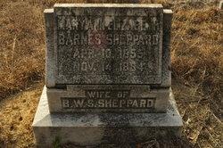 Maryann Elizabeth <I>Barnes</I> Sheppard