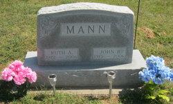 Ruth <I>Waltrip</I> Mann