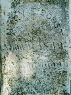 Mary Eliza <I>Taylor</I> Bobst