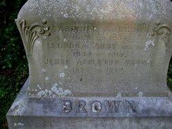 Jesse Appleton Brown