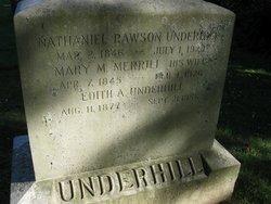 Mary <I>Merritt</I> Underhill