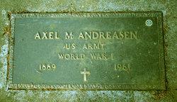 Axel Martin Andreasen